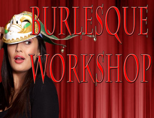 Workshop Burlesque Dansen