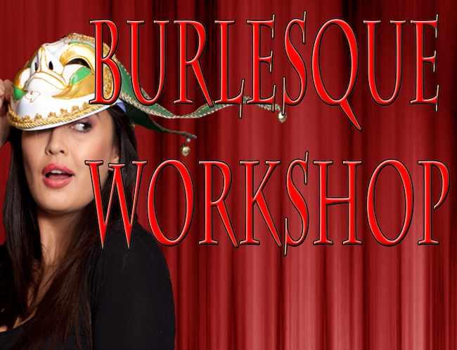 Burlesque Workshop Den Bosch