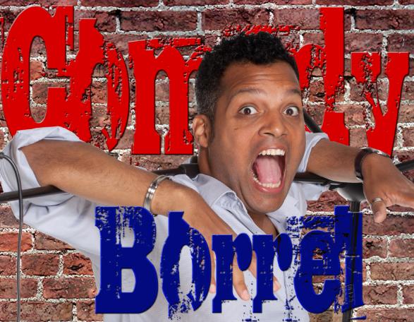 Comedy Borrel Den Haag