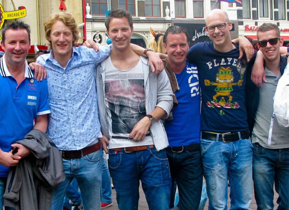 Crime Tour Amsterdam