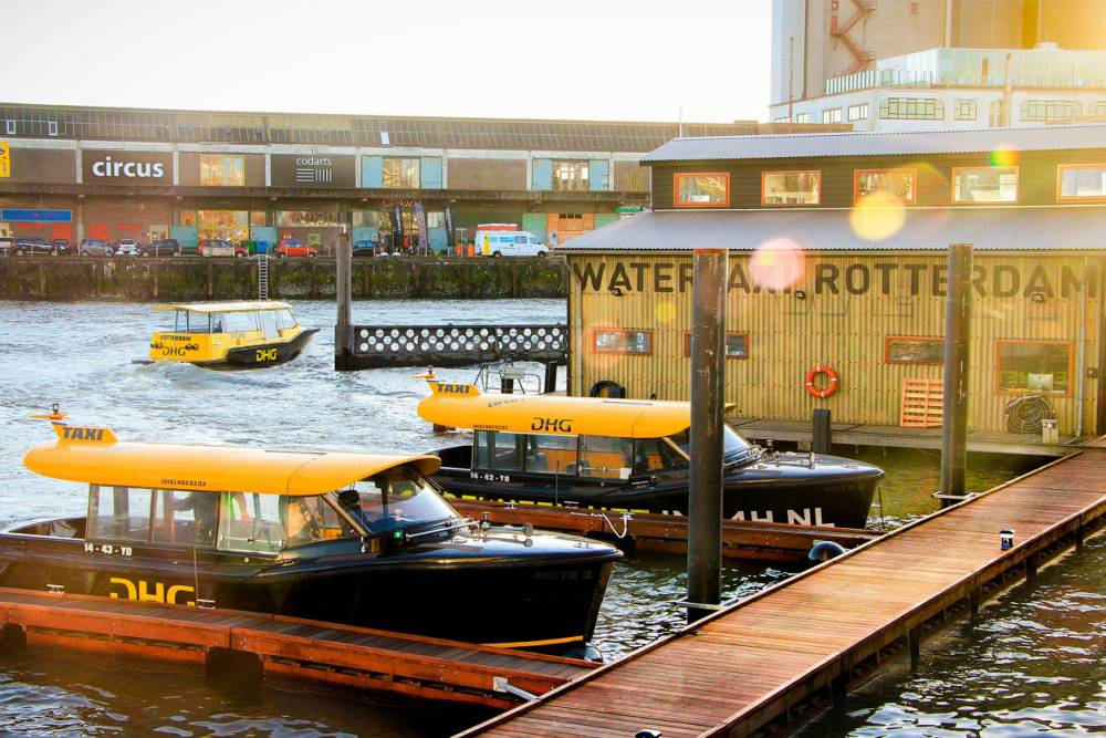 Dagarrangement Rotterdam