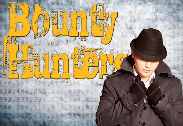 Bounty Hunters Spel Den Haag