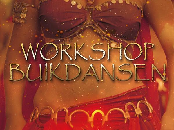Workshop Buikdansen in Amsterdam