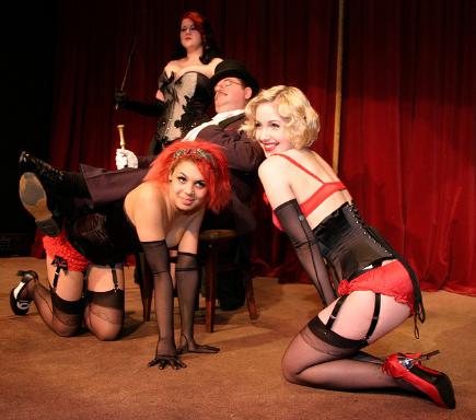 Burlesque Workshop Leiden