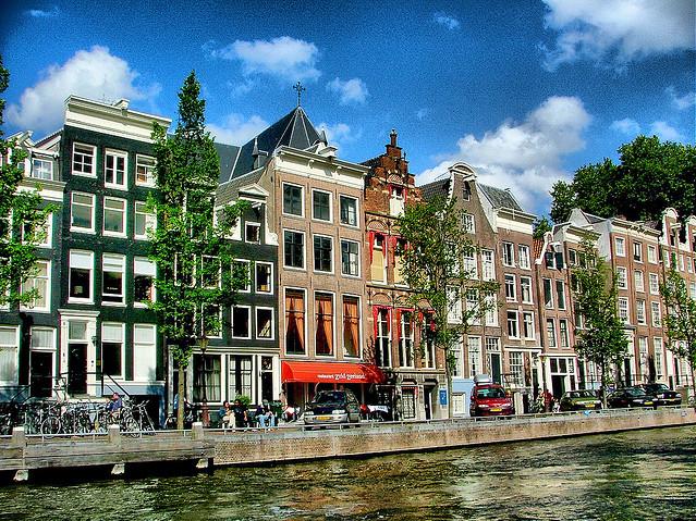 Comedy Boot Amsterdam