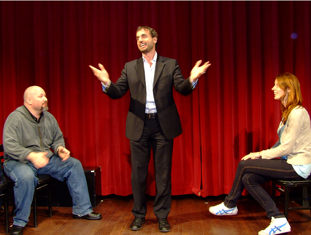 Workshop Comedy Haarlem