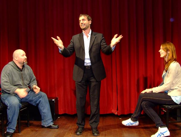 Comedy Workshop Amersfoort