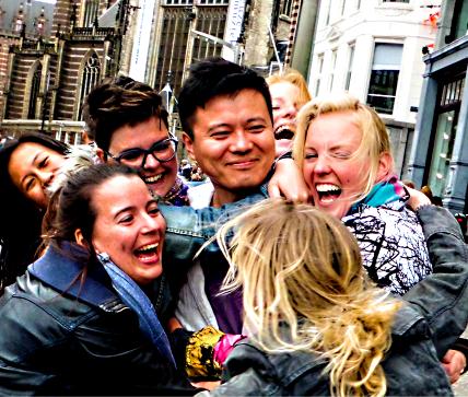 Flashmob Workshop Den Haag