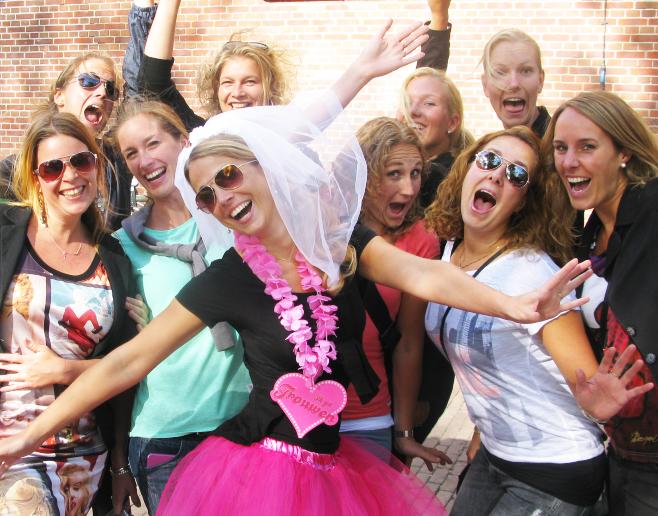 Workshop Cheerleaden Amsterdam