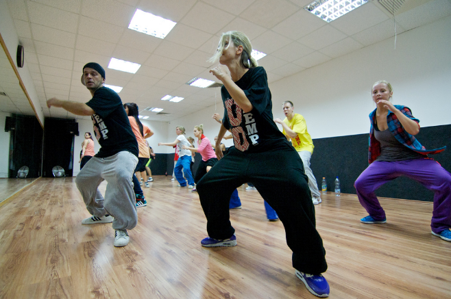 So You Think You Can Dance Workshop Leiden