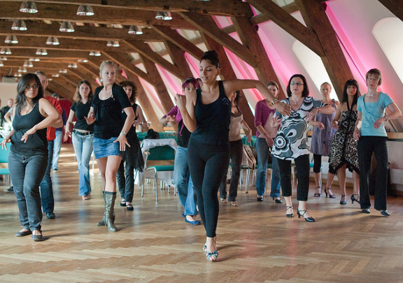 Flashmob Workshop Alkmaar