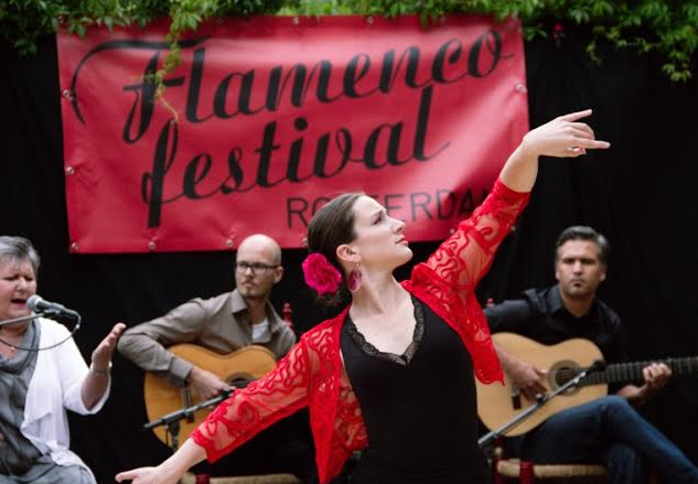 Workshop Flamenco Dansen in Leiden