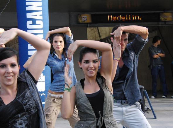 Workshop Flashmob Nijmegen