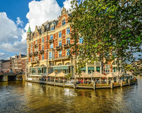 Floating Dinner Amsterdam