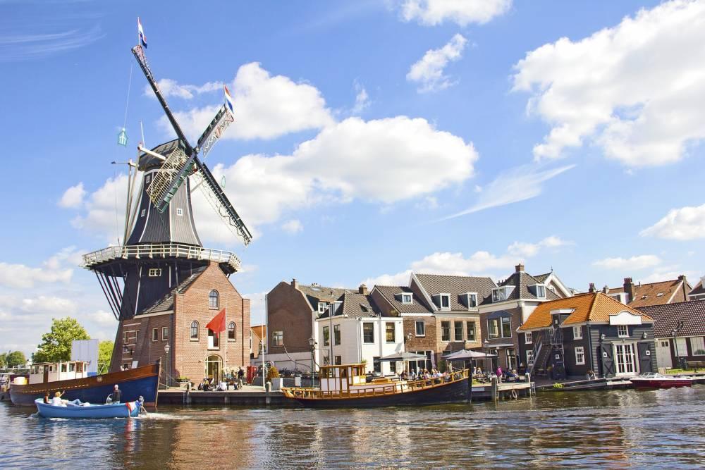 Dagarrangement Haarlem