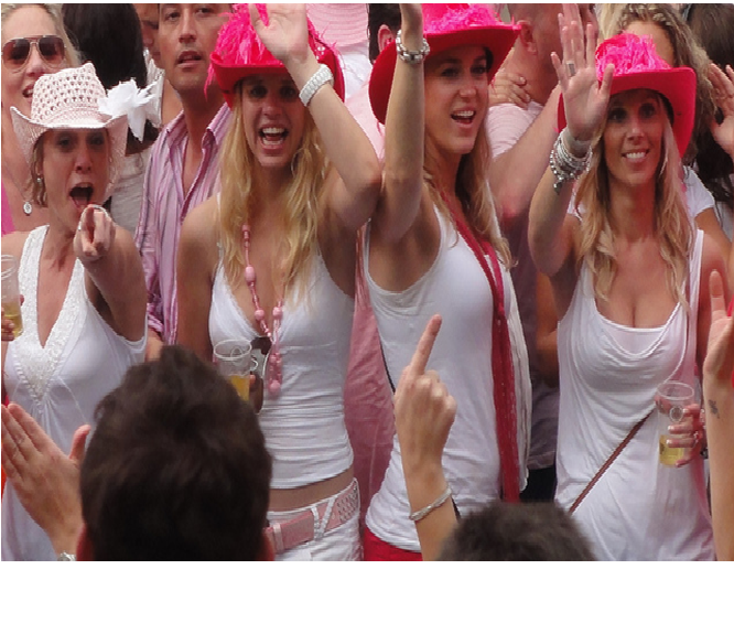 Hou van Holland Themafeest