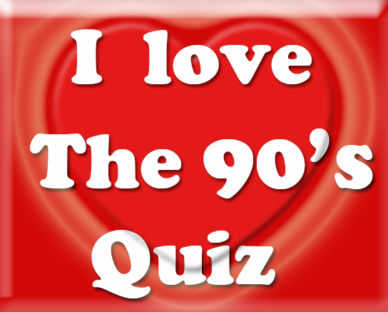 I love the 90's Quiz in Haarlem