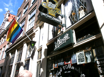 Kroegentocht Amsterdam. Pubcrawl Amsterdam.