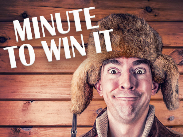 Minute to Win it Dinerspel Rotterdam