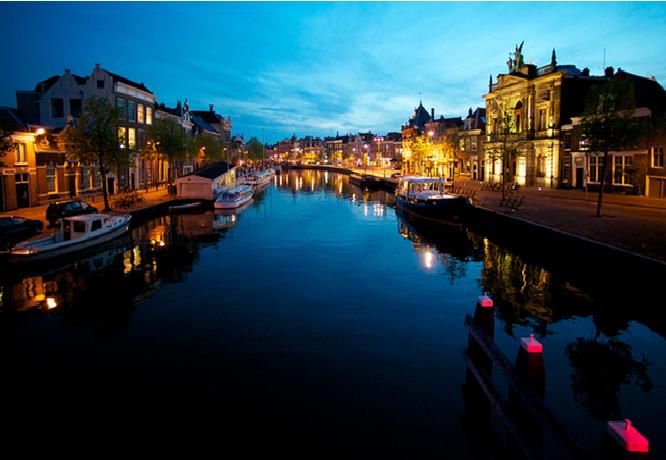 Avondarrangement Haarlem