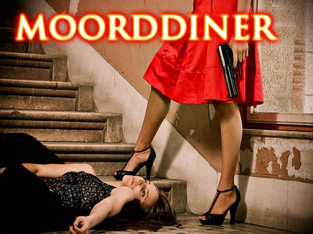 Moorddiner Amsterdam - Moordspel Amsterdam
