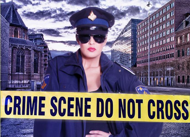 Moord in het Pand Den Haag
