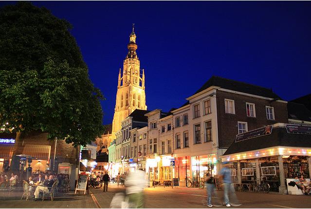 Avondarrangement Breda