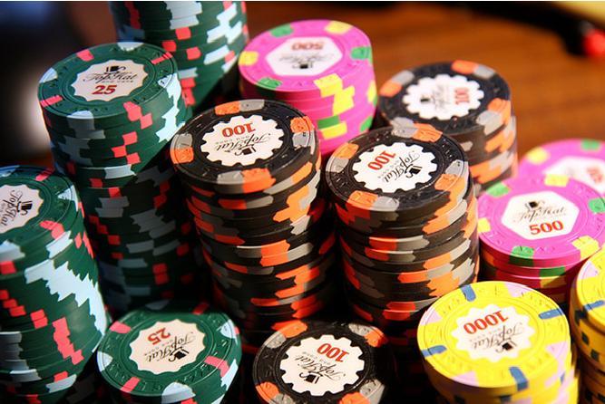 Poker diner Breda