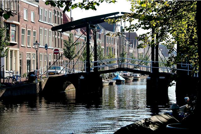 Rondleiding Leiden