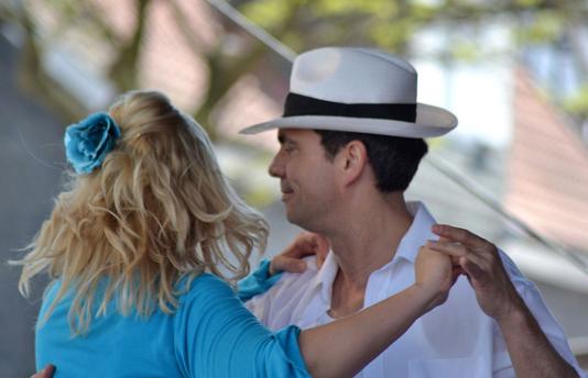 Salsa Workshop Amersfoort