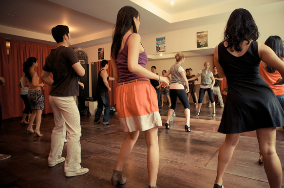 Salsa Workshop Leiden