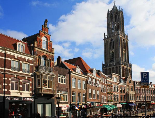 Sloepenspeurtocht in Utrecht