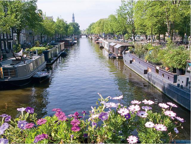 Smartlappen Boot Amsterdam