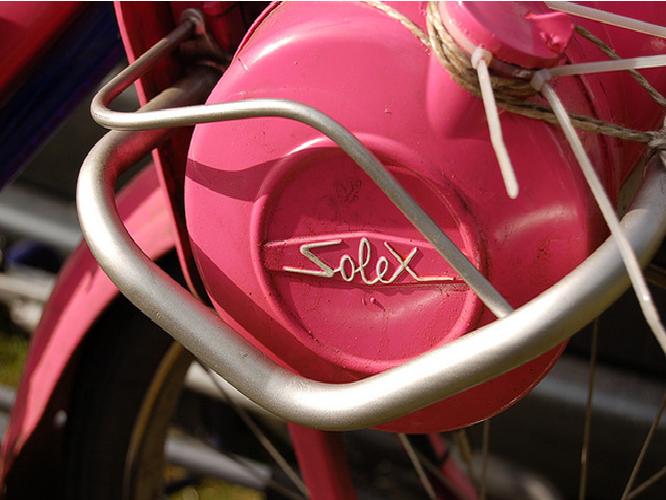 Solex Tour Amsterdam