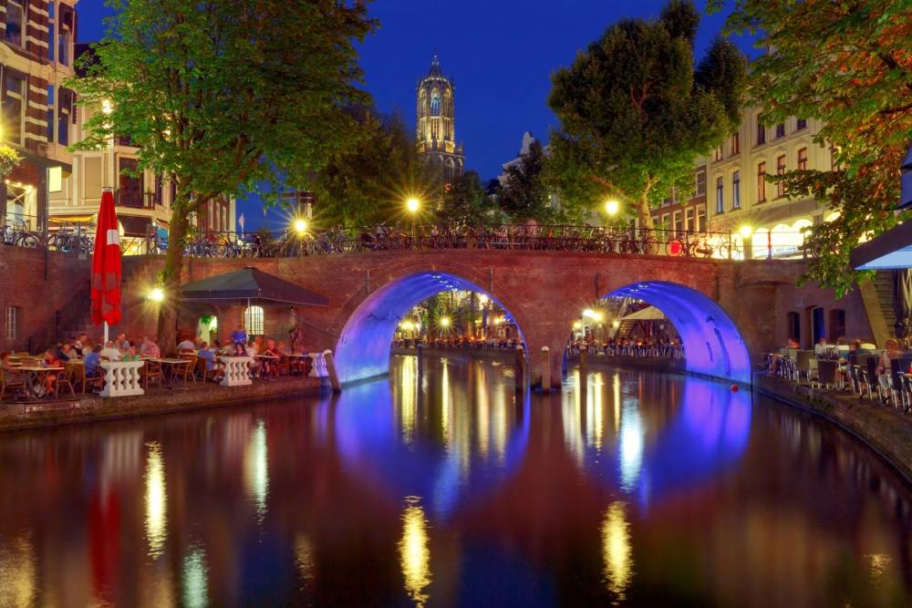 Dagarrangement Utrecht