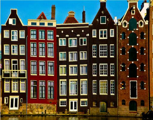 Van twee Walletjes. De Stadswandeling in Amsterdam