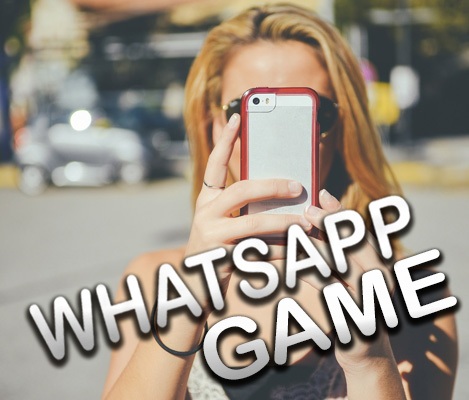 WhatsApp Game Amsterdam