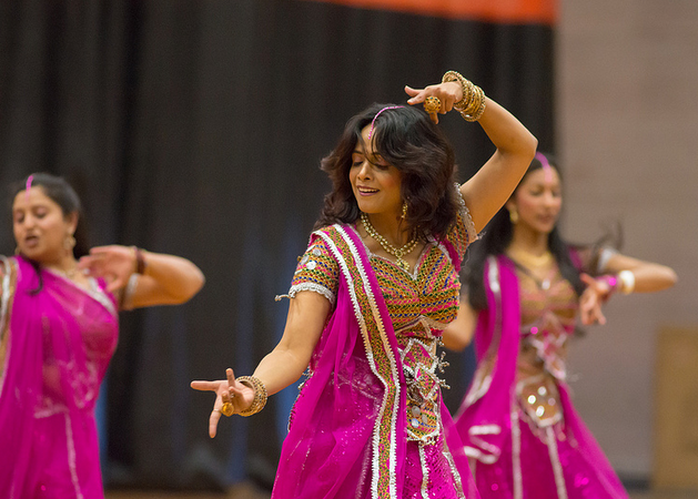 Workshop Bollywood Dansen in Amersfoort