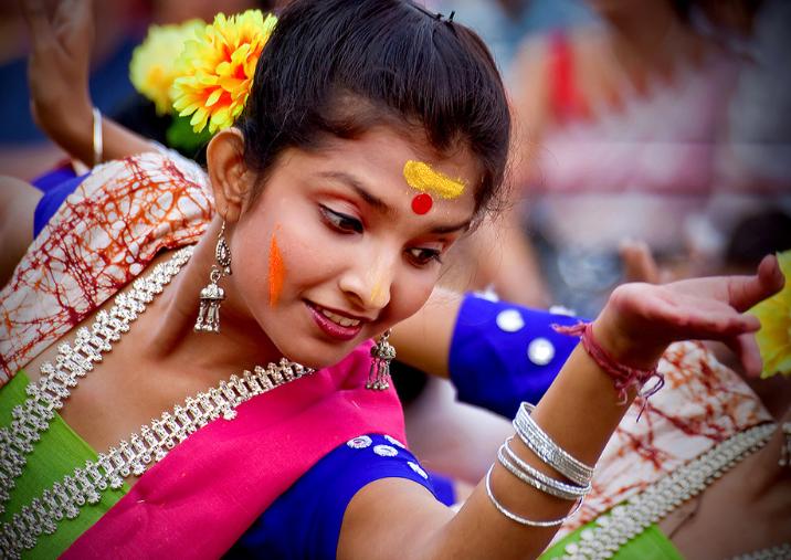 Workshop Bollywood Dansen in Breda