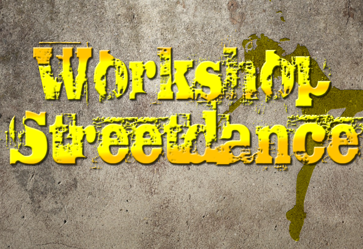 Workshop Streetdance in Leiden