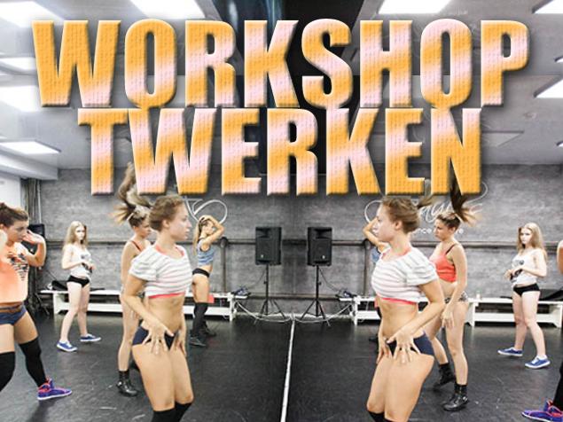 Workshop Twerken in Nijmegen