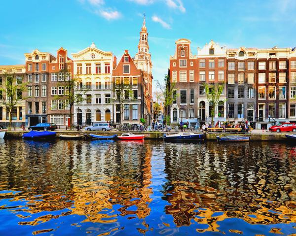 Hartje Mokum Tour. Rondleiding in Amsterdam