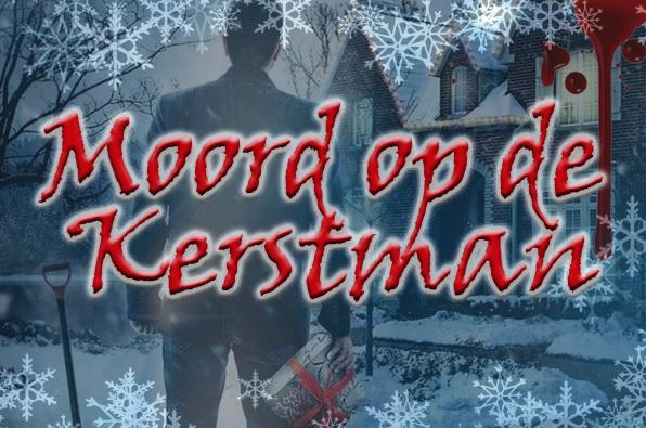 Moord op de Kerstman Speldiner Den Haag